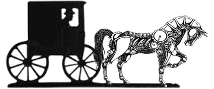 Mechanical Horse & Buggy